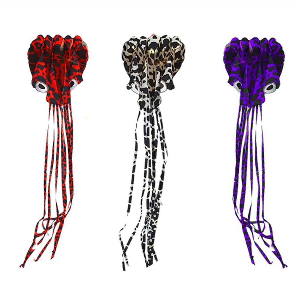 plane-parachute-toys 4M Large Animal Kite Octopus Frameless Soft Parafoil Kites for Kids HOB1453156