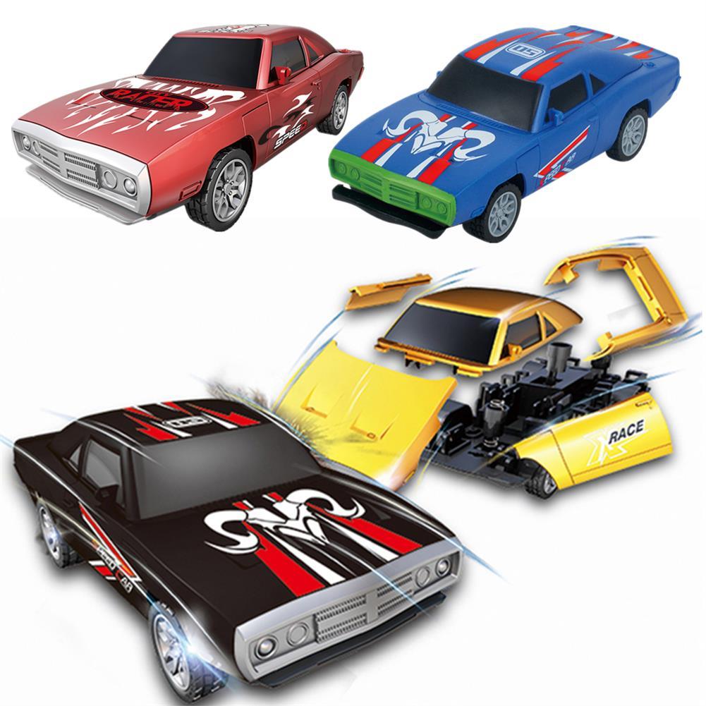 novelties 1PC BURST Crush Rebuilt Racing Car Multi-pattern Pullback Collision Function Elegant Model Assembled Novelties Toys HOB1456537