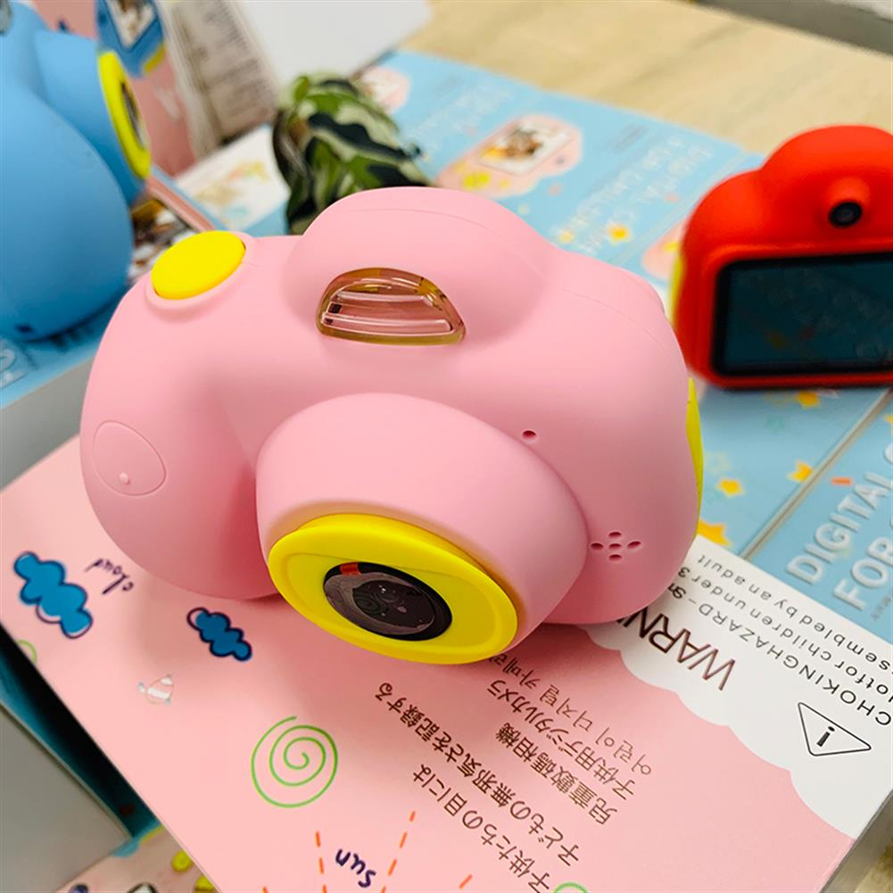 novelties Children Camera HD Digital 800P TF Card Camcorder USB Rechargeable Early Education Puzzle Novelties Toys HOB1456569 2