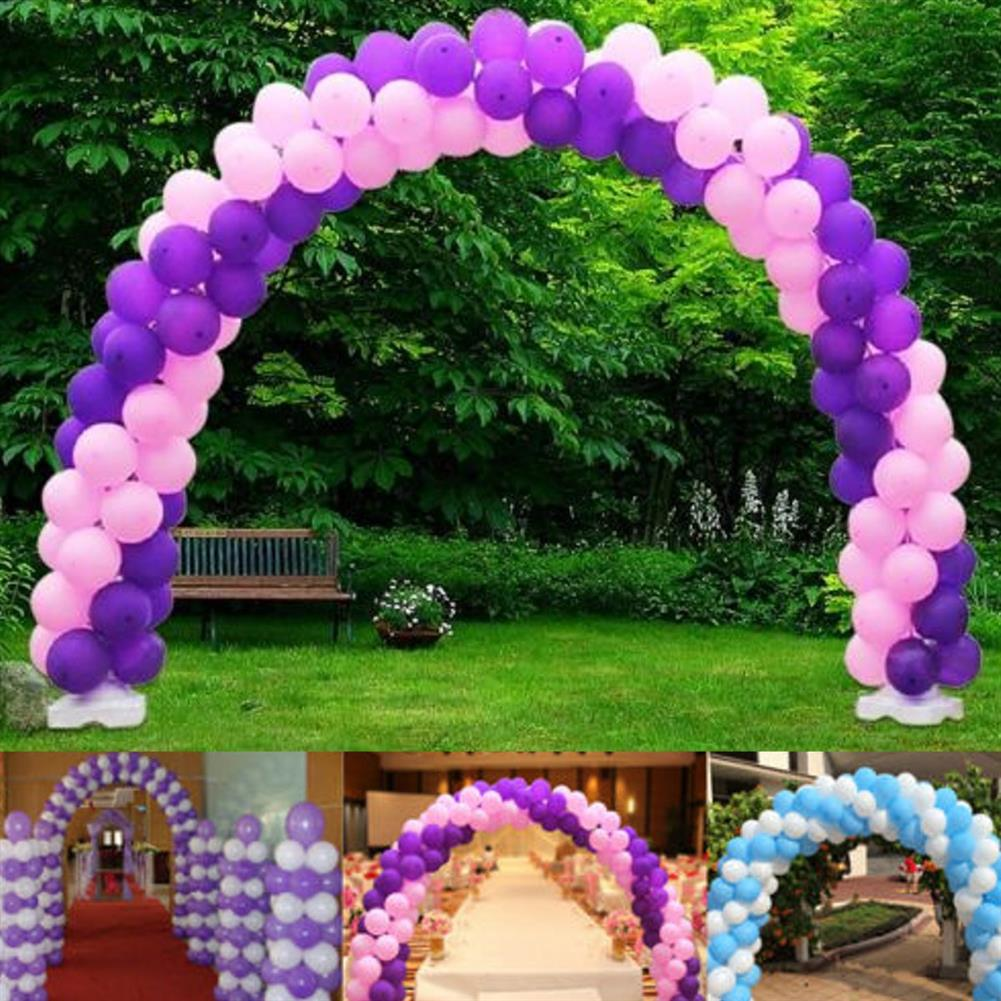 decoration 1 Set Balloon Arch Column Base Water Balloon Display Kit Party Decoration HOB1458017 1