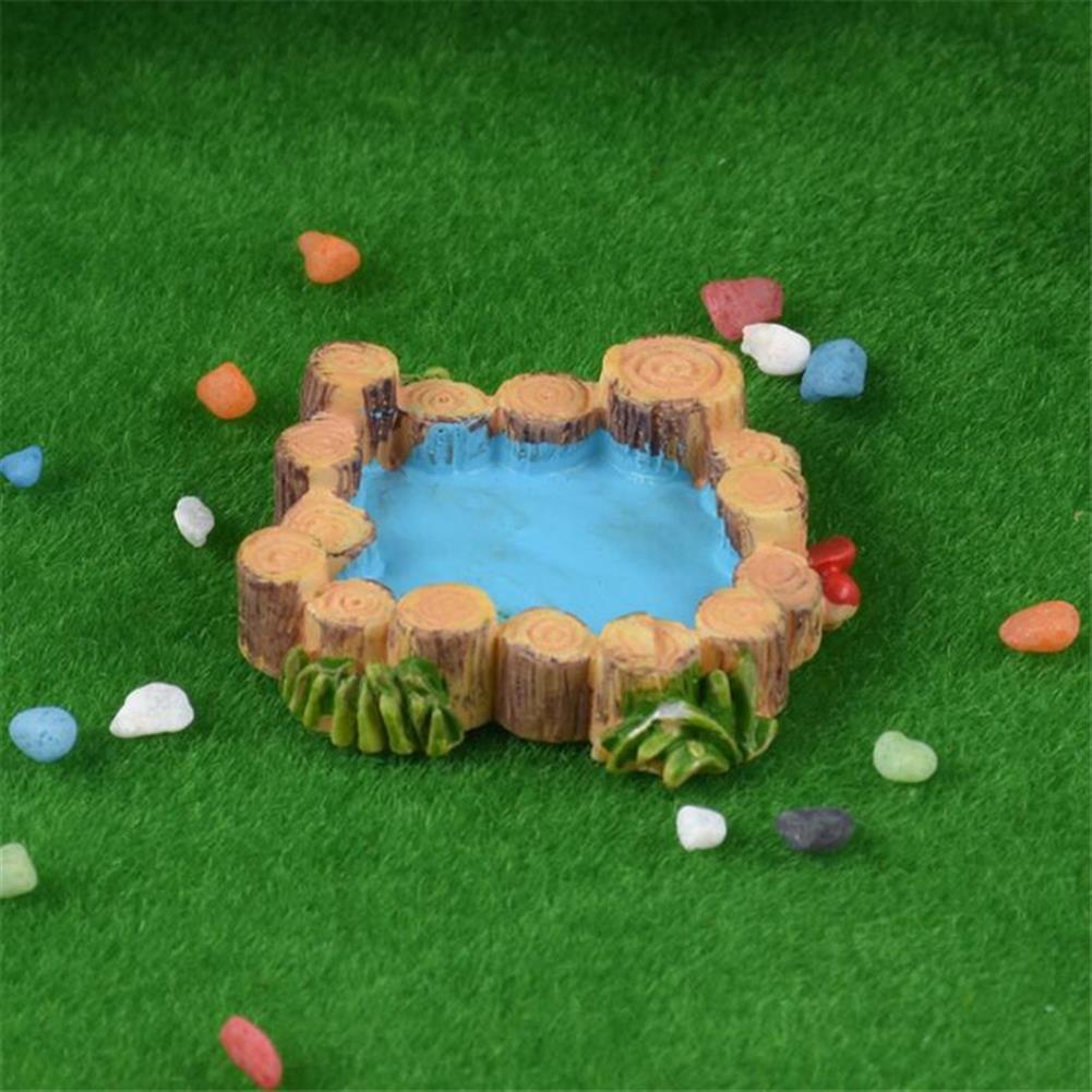 model-building 5Pcs DIY Resin Craft Antique Imitation Fairy Garden Home Miniature Decorations Micro Landscape HOB1475629 3