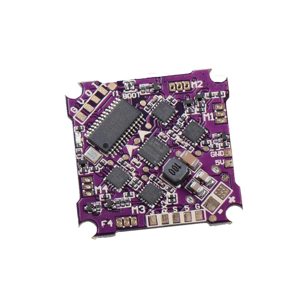 multi-rotor-parts 25.5x25.5mm JHEMCU Play F4 Whoop Flight Controller AIO OSD BEC & Built-in 5A BL_S 1-2S 4in1 ESC for Whoop RC Drone FPV Racing HOB1475842 1