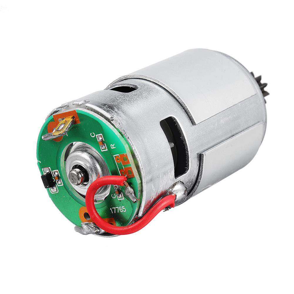 rc-boat-parts 24V DC Motor for 300W Electric Underwater Sea Scooter Dual Speed Propeller Model Parts HOB1476980 1