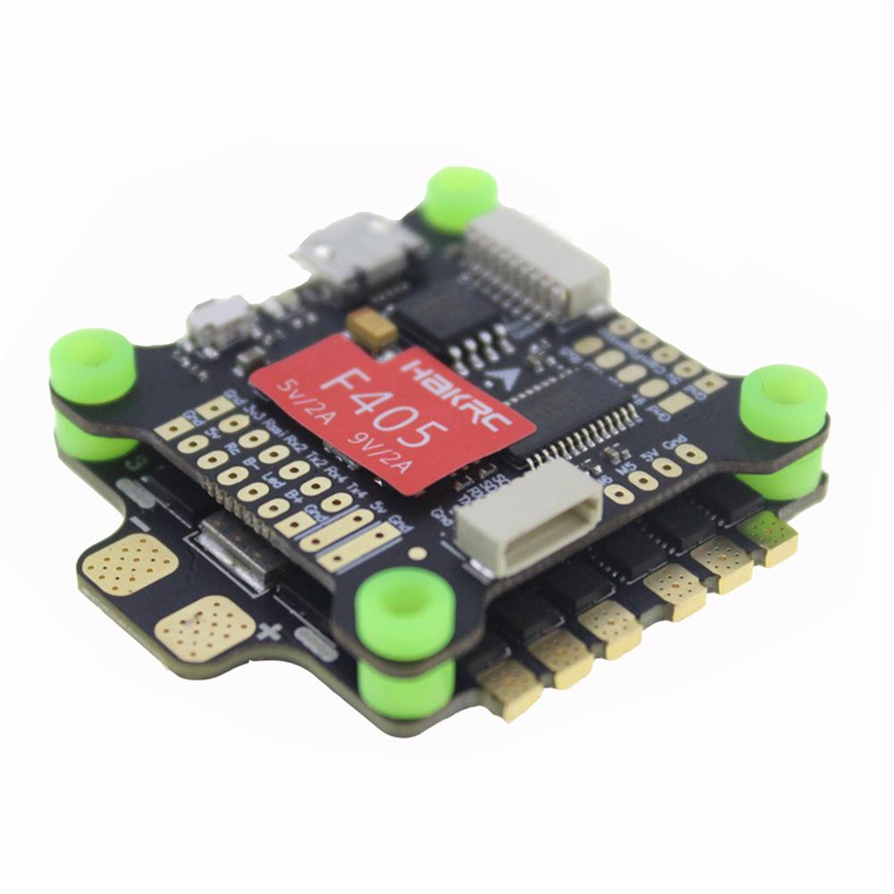 multi-rotor-parts HAKRC Flytower F405 30.5x30.5mm & 50A 4IN1 3-6S ESC for RC Drone HOB1481003 1