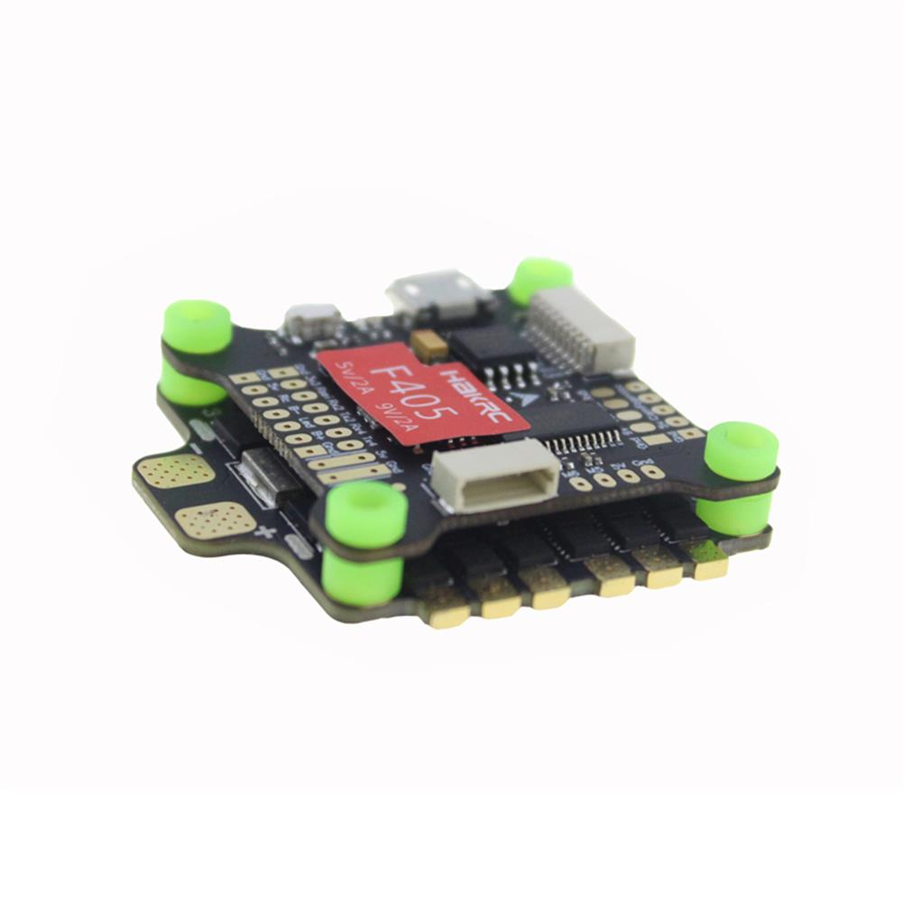 multi-rotor-parts HAKRC Flytower F405 30.5x30.5mm & 50A 4IN1 3-6S ESC for RC Drone HOB1481003 2