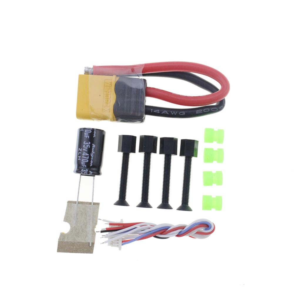 multi-rotor-parts HAKRC Flytower F405 30.5x30.5mm & 50A 4IN1 3-6S ESC for RC Drone HOB1481003 3