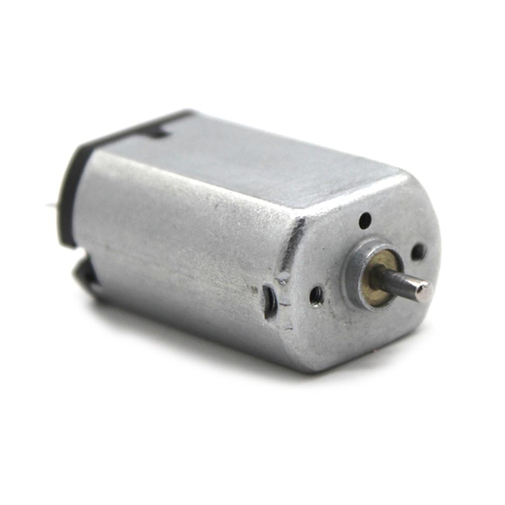 robot-parts-tools 5PCS Feichao 180 DC 6V 32000RPM High Speed Gear Motor for DIY RC Robot RC Car HOB1481404
