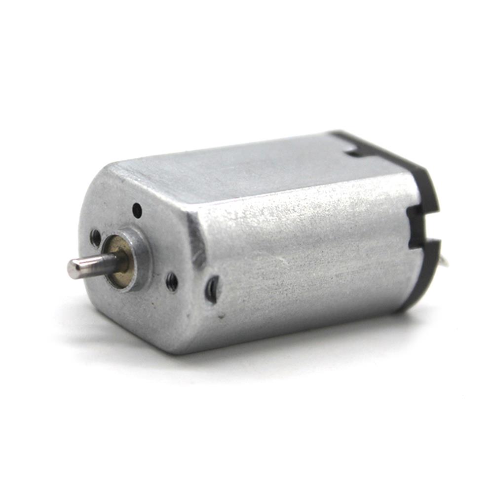 robot-parts-tools 5PCS Feichao 180 DC 6V 32000RPM High Speed Gear Motor for DIY RC Robot RC Car HOB1481404 1