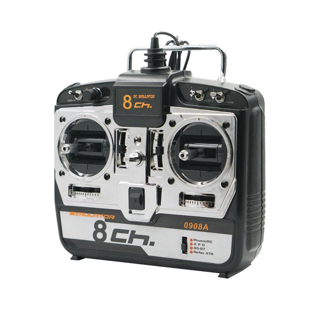 radios-receiver SM Pro 8CH Drone Simulator Support RealFlight G7 Phoenixs 5.5 for RC Drone Quadcopter Airplane HOB1492034 1