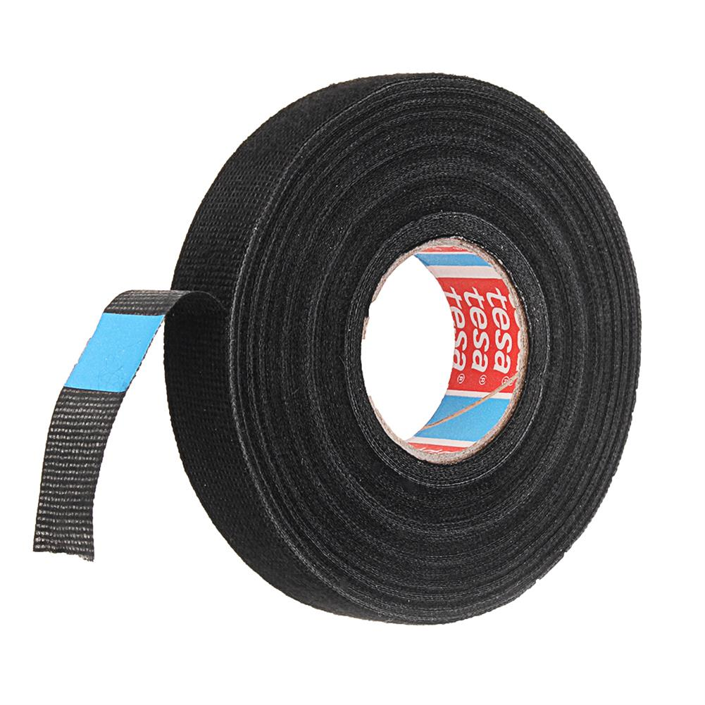 tools-bags-storage RJX 19mmX25m Tesa Coroplast Adhesive Cloth Tape for Wire Harnessing HOB1498093