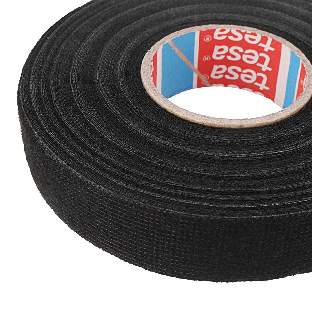 tools-bags-storage RJX 19mmX25m Tesa Coroplast Adhesive Cloth Tape for Wire Harnessing HOB1498093 3
