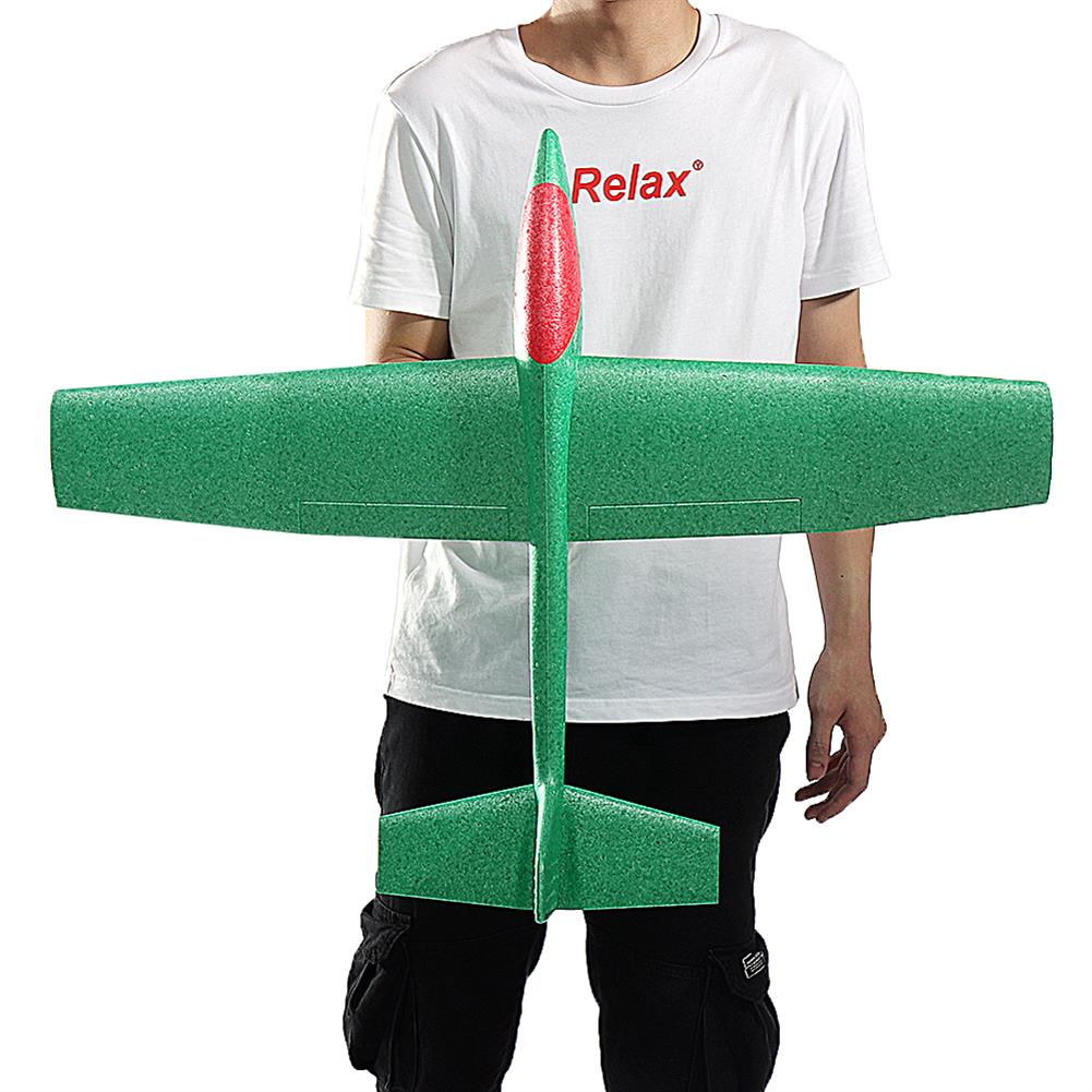 plane-parachute-toys 33inch Huge Hand Launch Throwing Aircraft Airplane DIY inertial Foam EPP Plane Toy HOB1506671