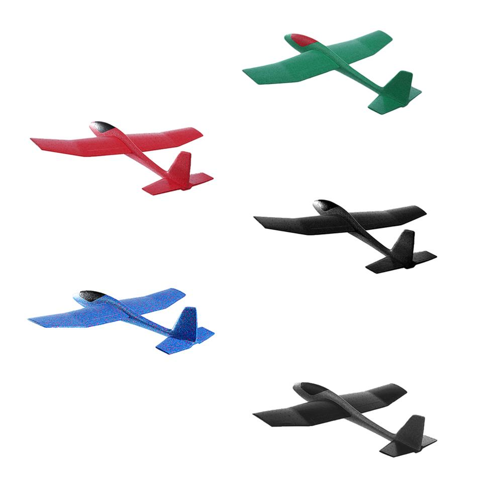 plane-parachute-toys 33inch Huge Hand Launch Throwing Aircraft Airplane DIY inertial Foam EPP Plane Toy HOB1506671 1