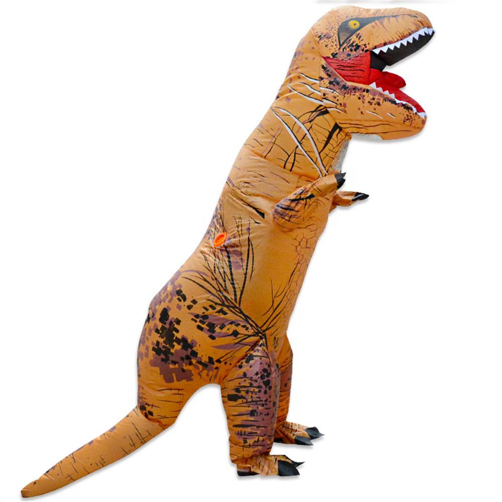 inflatable-toys Up to 2.2m inflatable Toys Dinosaur Halloween Costume Clothing Adult Party Fancy Animal Clothing with Fan HOB1522213