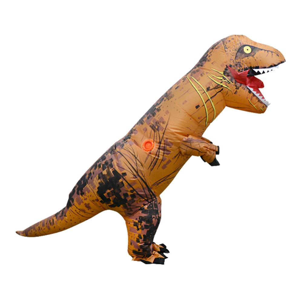inflatable-toys Up to 2.2m inflatable Toys Dinosaur Halloween Costume Clothing Adult Party Fancy Animal Clothing with Fan HOB1522213 1