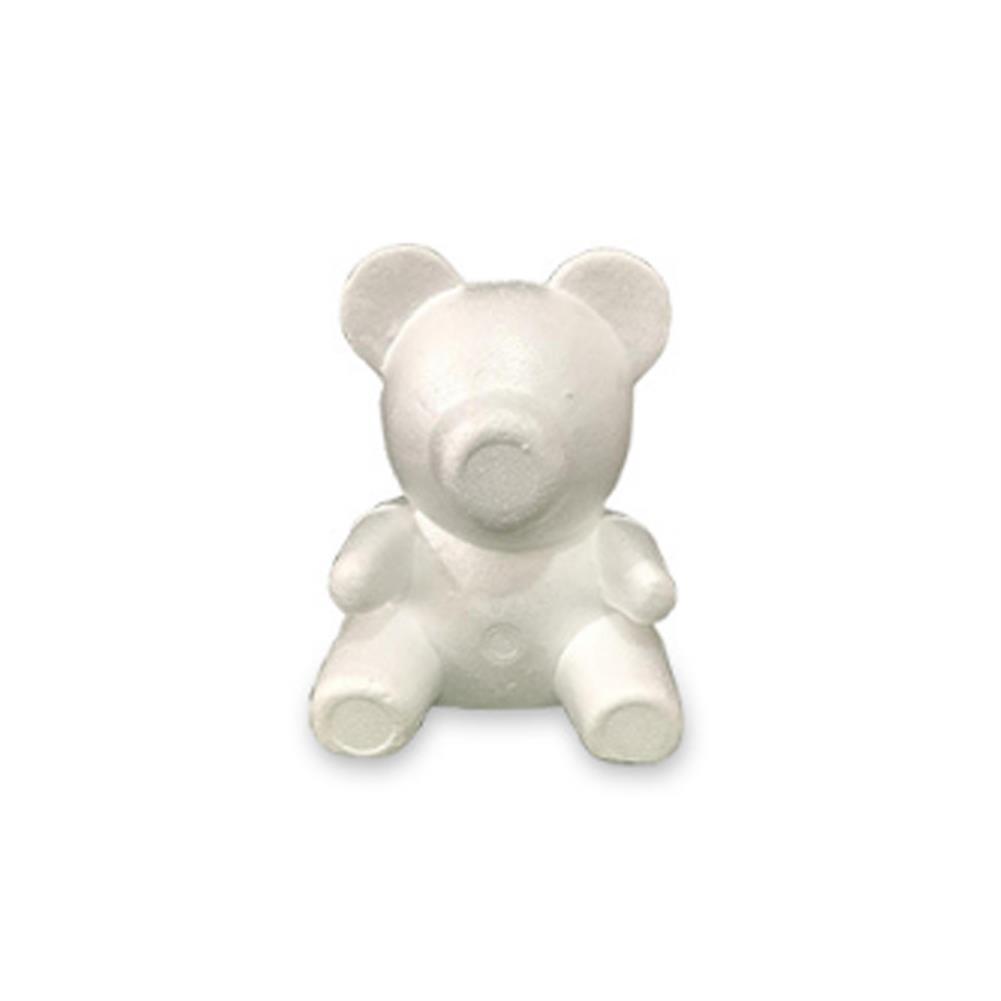 stuffed-plush-toys 20cm Hug Bear Foam DIY Model Stuffed Plush Toy Children's gift HOB1522219