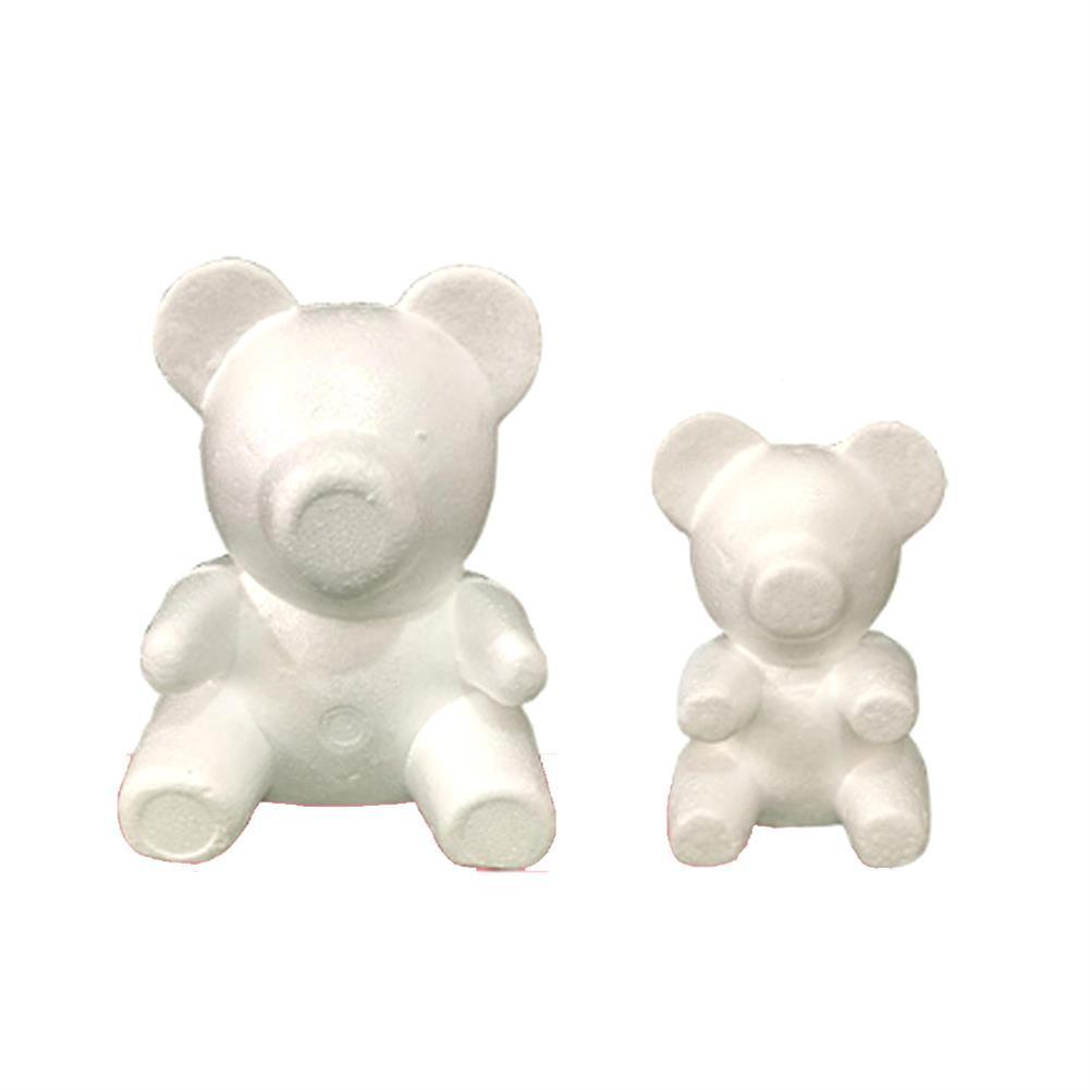 stuffed-plush-toys 20cm Hug Bear Foam DIY Model Stuffed Plush Toy Children's gift HOB1522219 1
