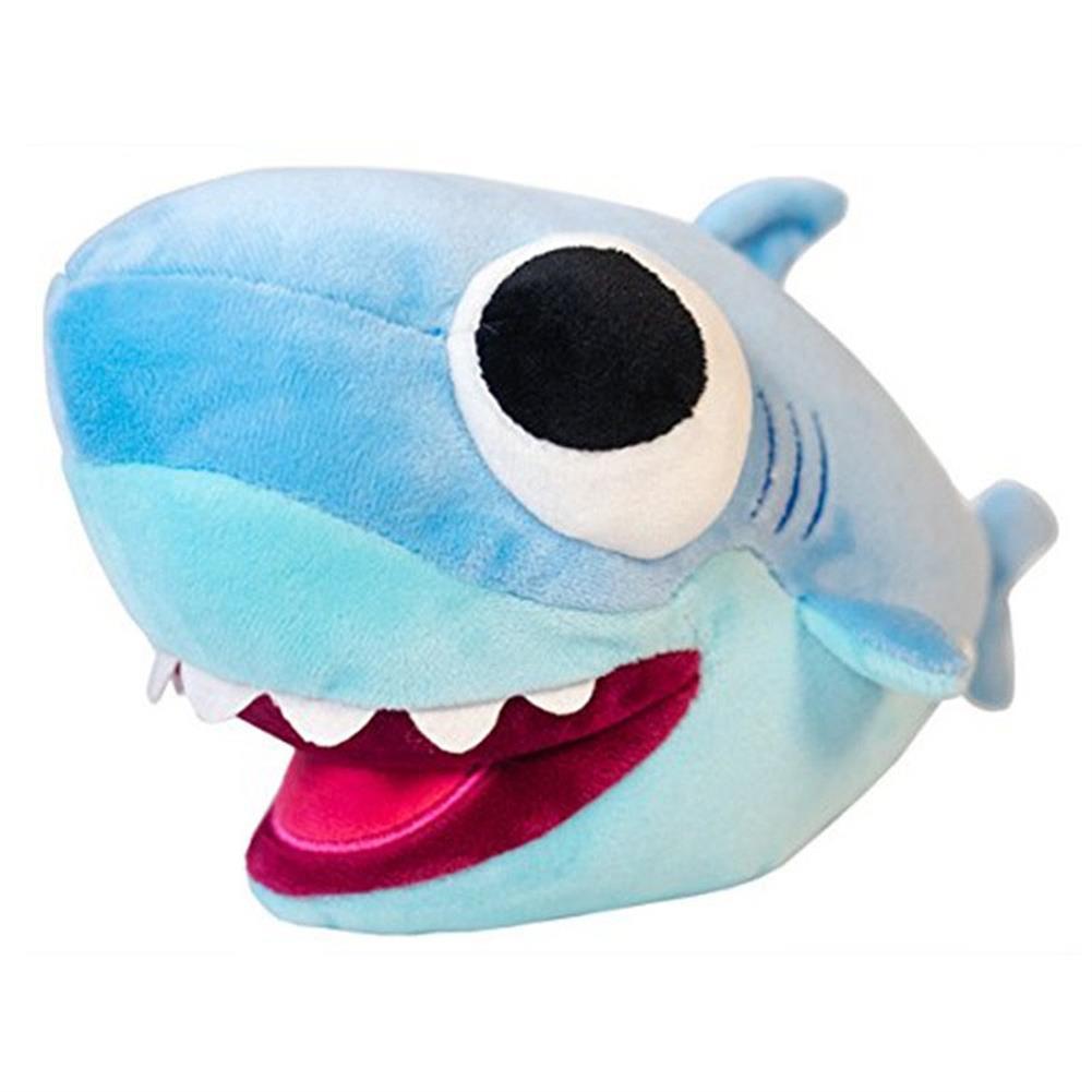 stuffed-plush-toys 25cm Big Eyes Shark Plush Toy Plush Animal Shark Soft Stuffed Dolls for Kids Gift HOB1523362