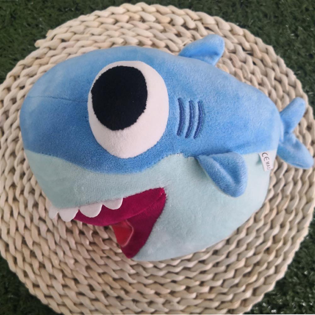 stuffed-plush-toys 25cm Big Eyes Shark Plush Toy Plush Animal Shark Soft Stuffed Dolls for Kids Gift HOB1523362 1