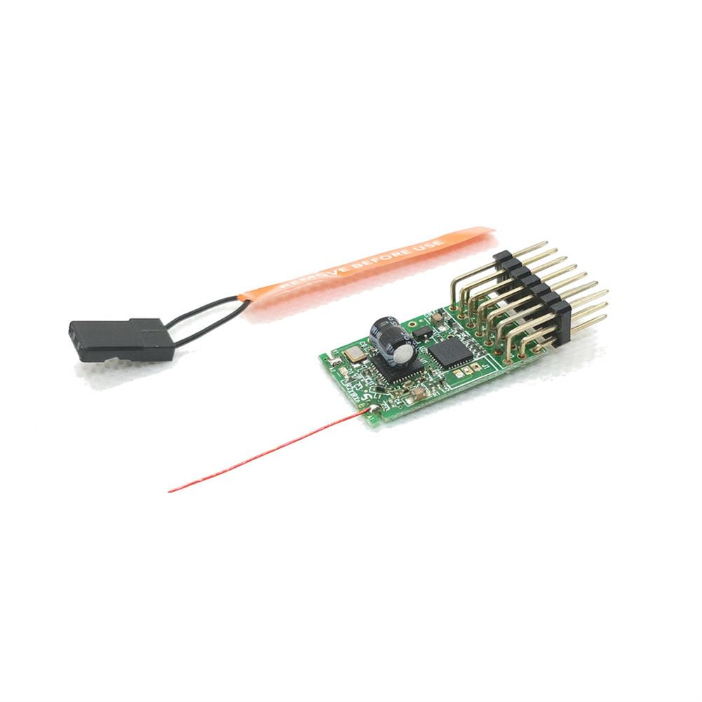 rc-car-parts DasMikro Das87 Spektrum DSM2 7CH PPM Transmitter RC Parts HOB1528898 2