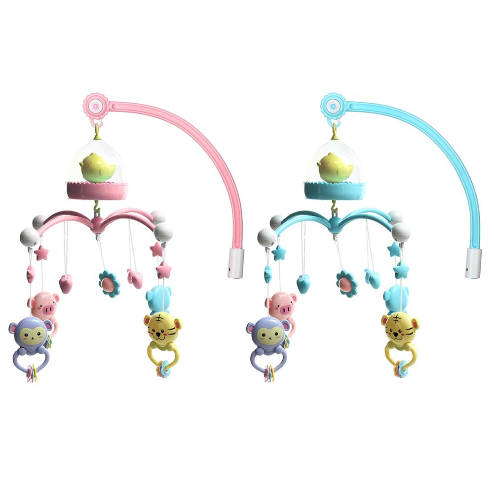 puzzle-game-toys Baby Crib Mobile Bed Bell Hanging Holder Music Box Night Light Newborn Toys Gift HOB1528925 1