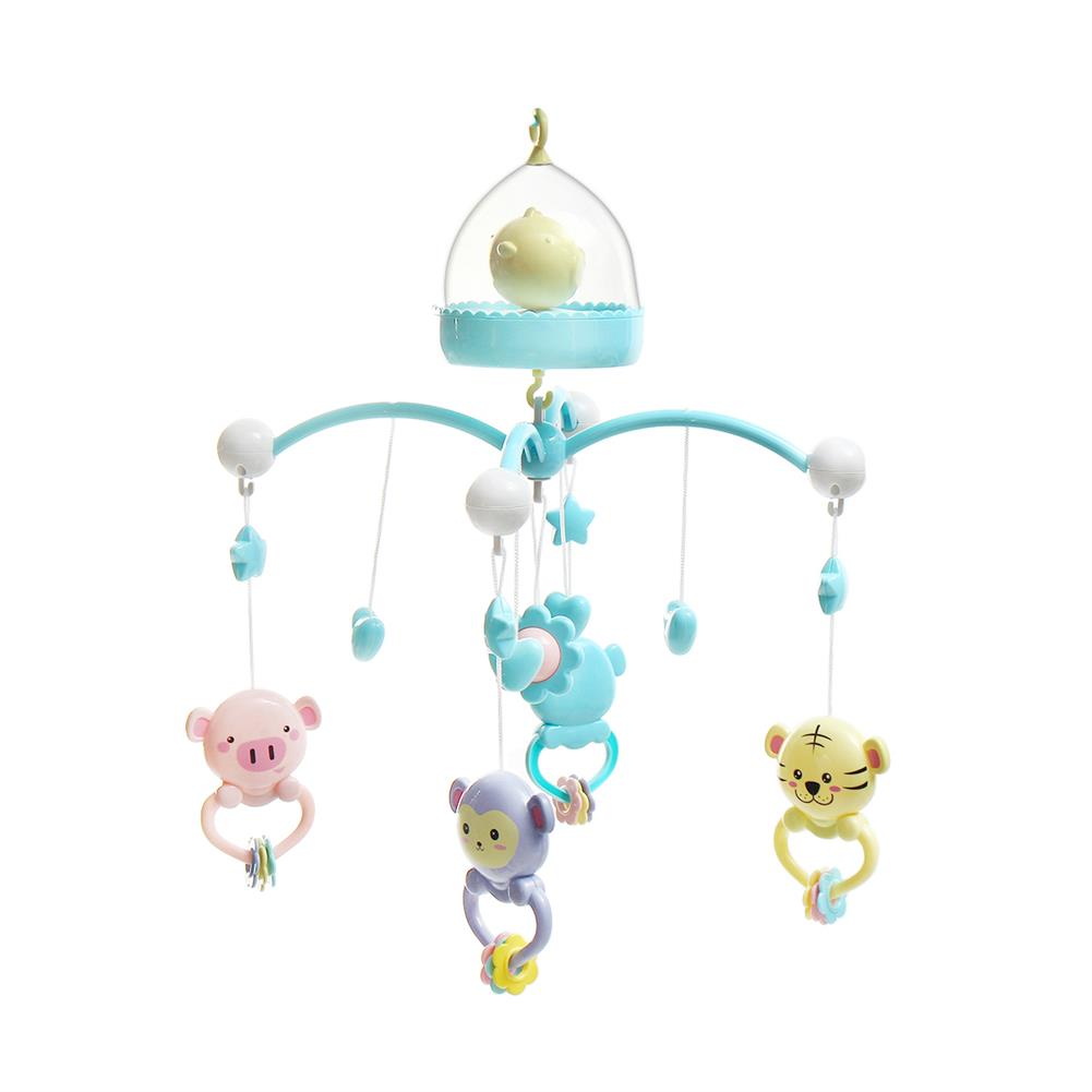 puzzle-game-toys Baby Crib Mobile Bed Bell Hanging Holder Music Box Night Light Newborn Toys Gift HOB1528925 2