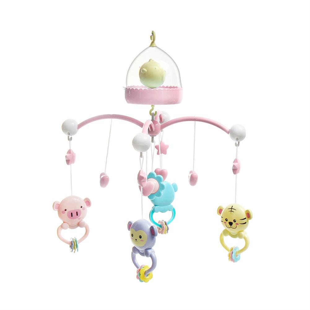 puzzle-game-toys Baby Crib Mobile Bed Bell Hanging Holder Music Box Night Light Newborn Toys Gift HOB1528925 3
