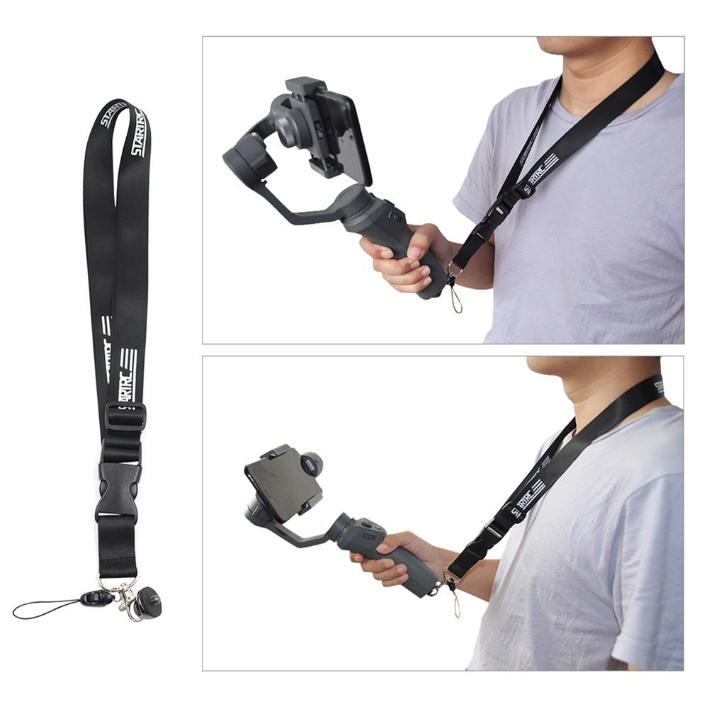 fpv-system STARTRC Anti-falling Neck Strap & Wrist Band for DJI OSMO 2 Gimbal Camera Smpartphone HOB1529901
