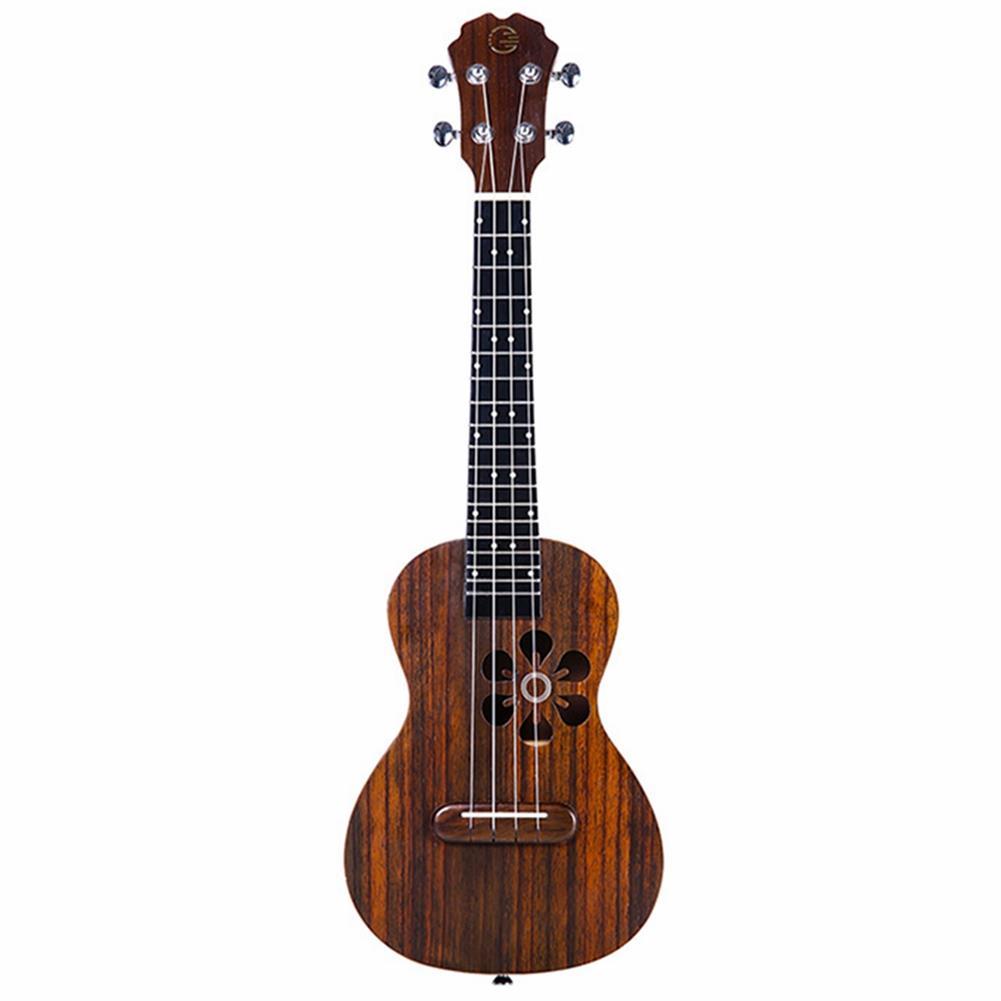ukulele Populele S1 23 inch 4 Strings 18 Fret Roeswood Smart Ukulele for Beginner HOB1530012