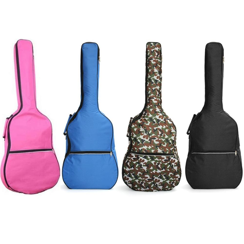 guitar-accessories 39 40 41 inch Double Straps Padded Waterproof Acoustic Guitar Bag HOB1530018