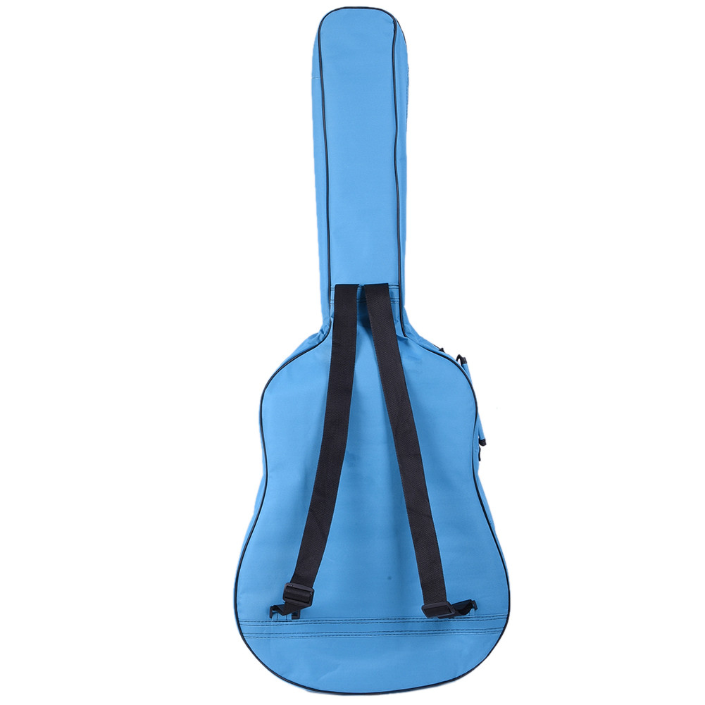 guitar-accessories 39 40 41 inch Double Straps Padded Waterproof Acoustic Guitar Bag HOB1530018 3