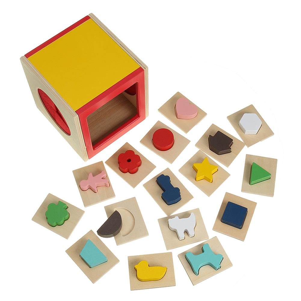 puzzle-game-toys Kids Memory Training Blind Box Color Cube Jigsaw Puzzle Box Wooden Guessing Toy HOB1530234 3
