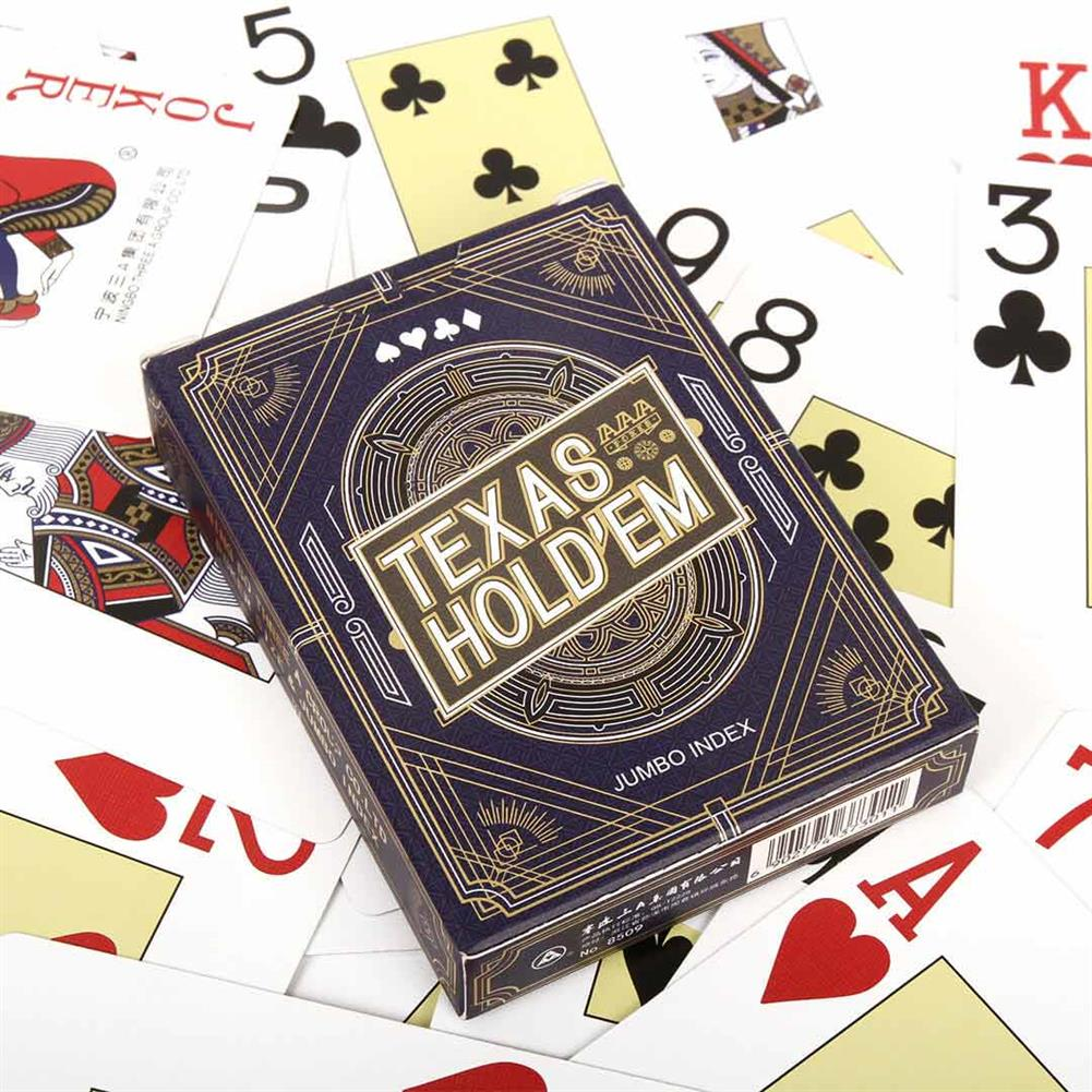 puzzle-game-toys TEXAS HOLD'EM Creative Game Card Werewolf Killing Poker Party Playing Cards Board Games Magic Props from HOB1532405
