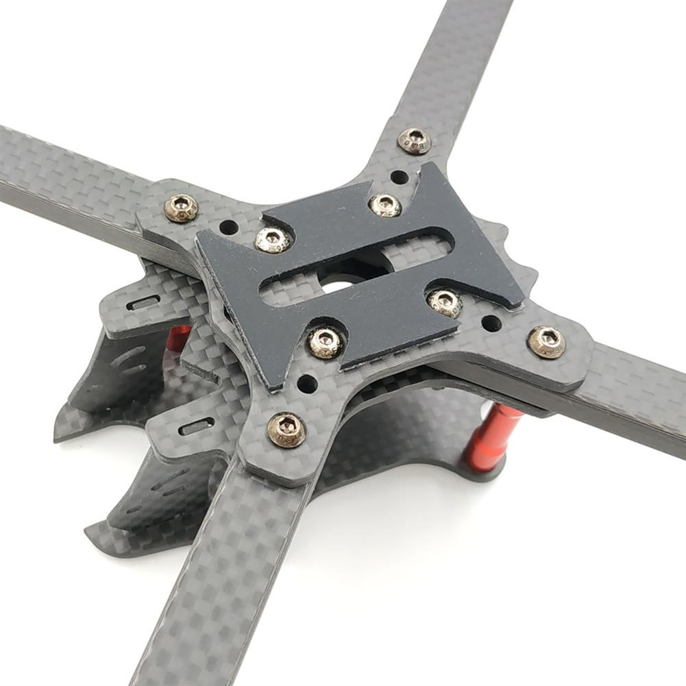 multi-rotor-parts AlfaRC RaptorTX 5 inch 215mm / 6 inch 245mm / 7 inch 270mm 6mm Arm Frame Kit for RC Drone FPV Racing HOB1532681 3