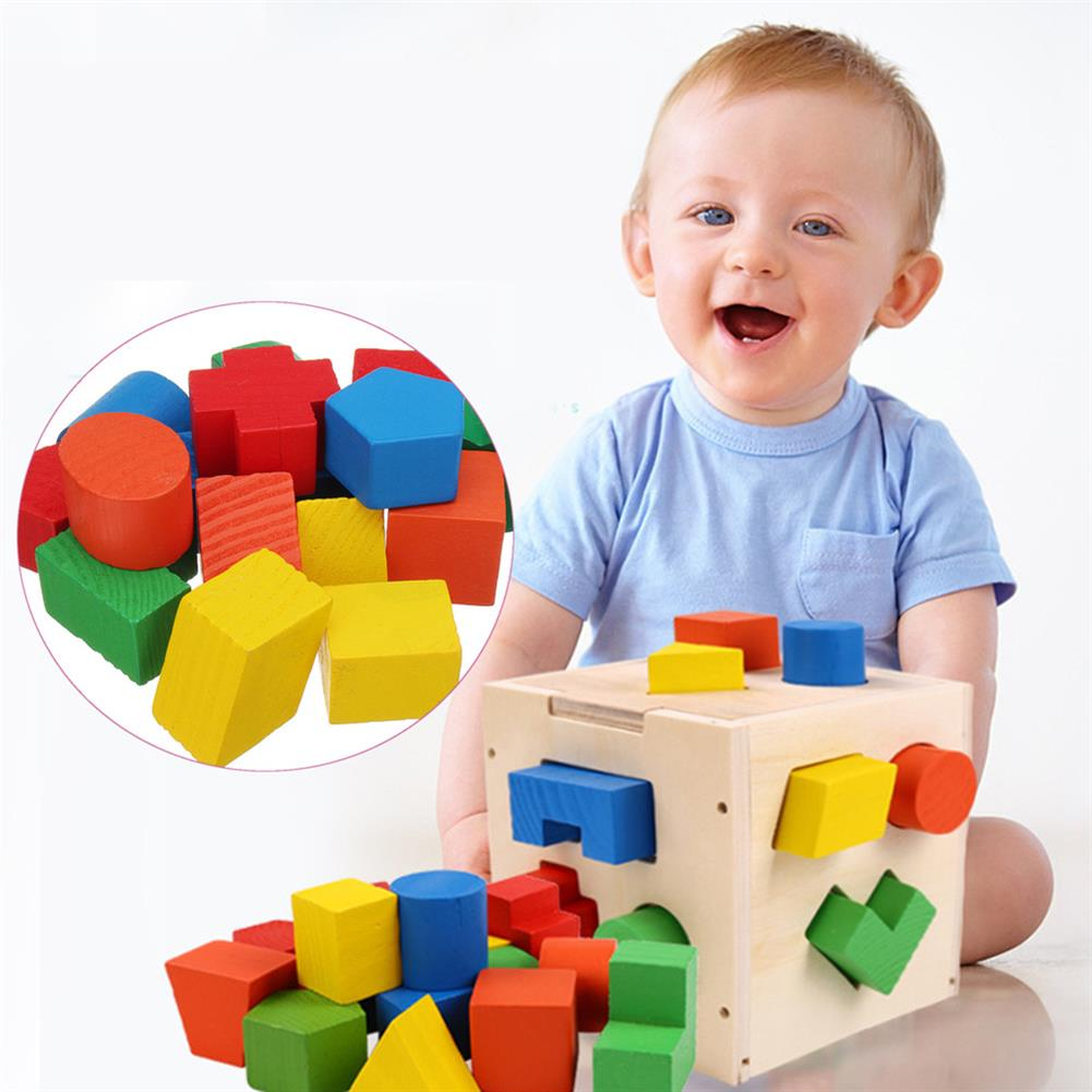 blocks-track-toys 15 Holes Kids Baby Educational Toys Wooden Building Blocks Toys Toddler Toys Early Learning Toy HOB1534703 1