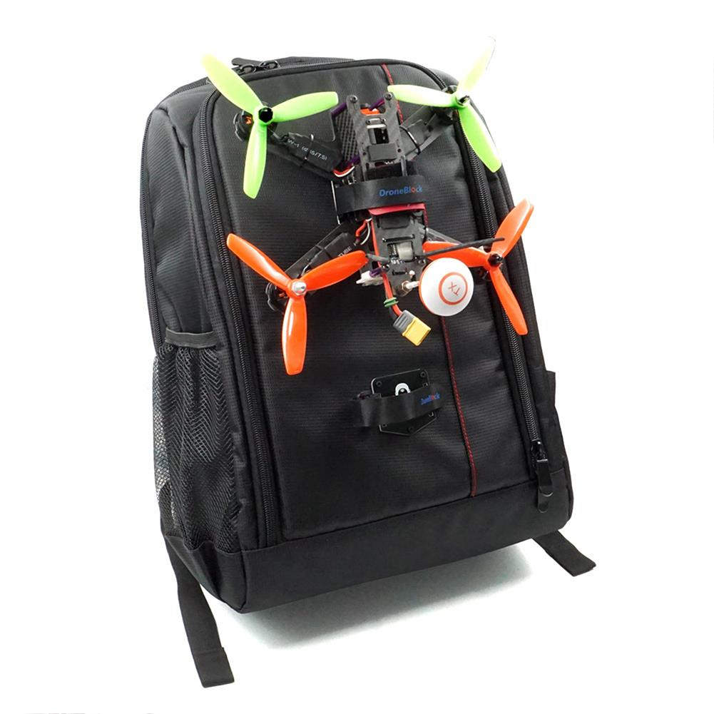 tools-bags-storage Fishbonne DIY FPV Racing Drone Backpack Spare Part Hang Set Strap RC Tie& Mounting Plate HOB1535568 3