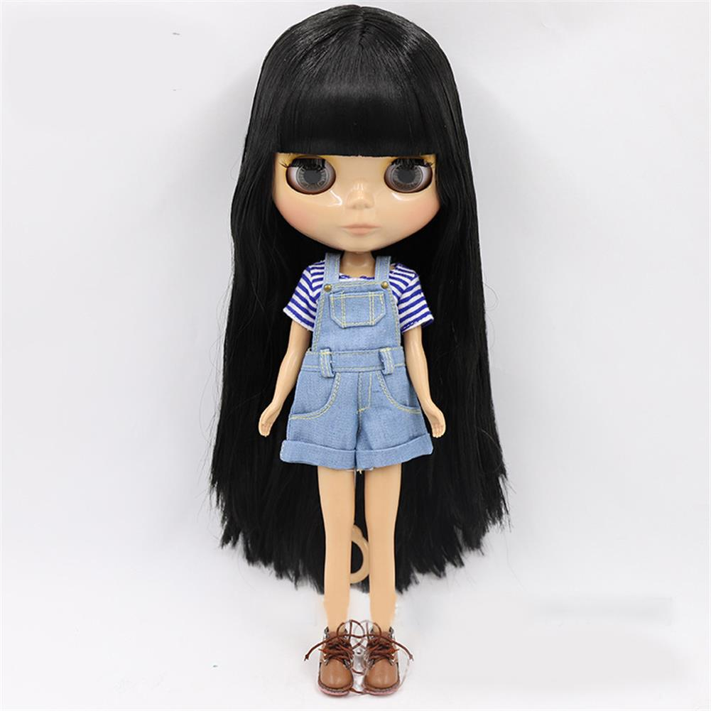 dolls-action-figure Doll Nude 19 joints Different Type Fashion Cute AB Hand Type Hair Color Random without Clothes HOB1540191 3