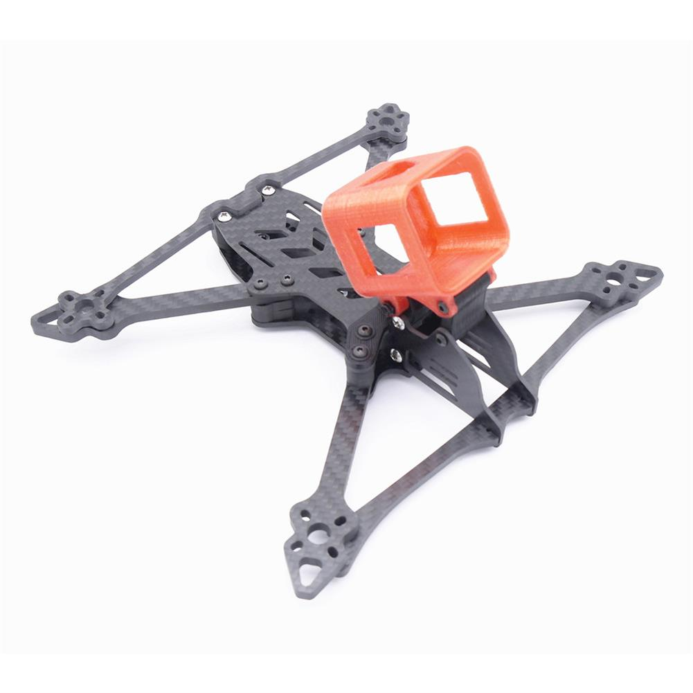 multi-rotor-parts Smooth 5 225mm Wheelbase 5mm Arm 3K Carbon Fiber 5 inch Frame Kit for RC Drone FPV Racing HOB1540900