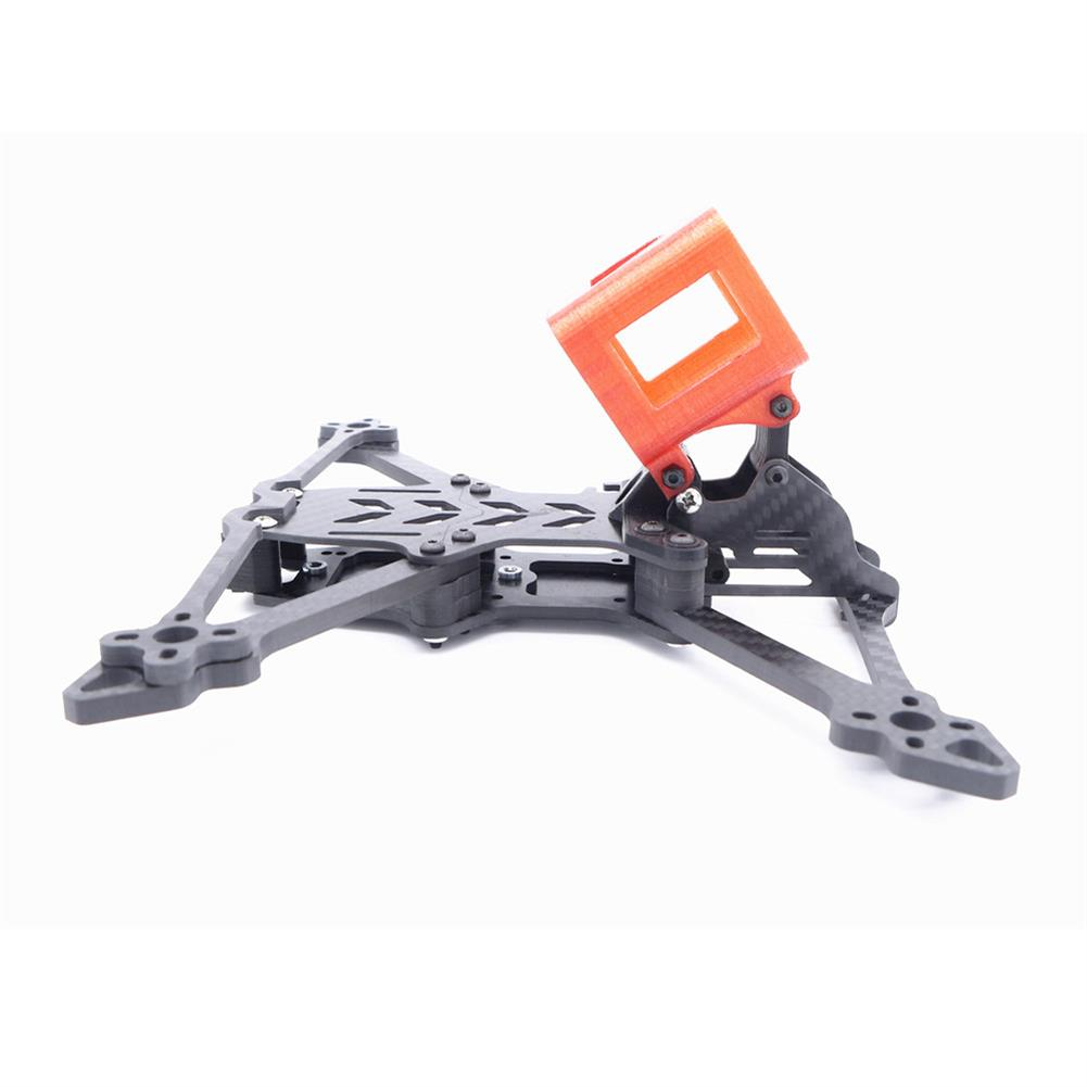multi-rotor-parts Smooth 5 225mm Wheelbase 5mm Arm 3K Carbon Fiber 5 inch Frame Kit for RC Drone FPV Racing HOB1540900 1
