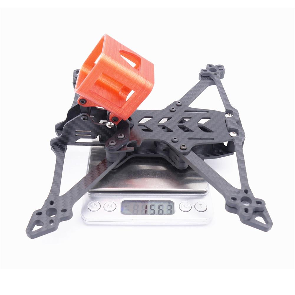 multi-rotor-parts Smooth 5 225mm Wheelbase 5mm Arm 3K Carbon Fiber 5 inch Frame Kit for RC Drone FPV Racing HOB1540900 2
