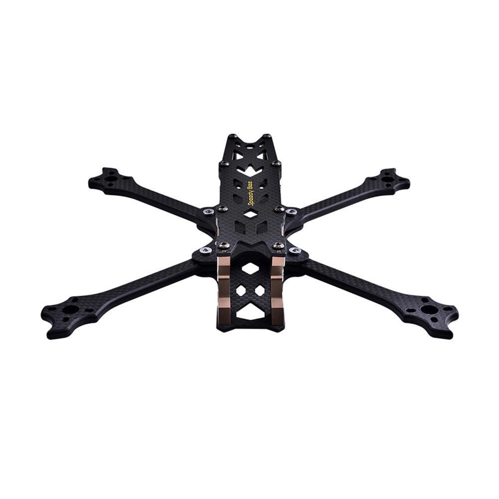 multi-rotor-parts Speedy Bee 225mm Wheelbase 5mm Arm 3K Carbon Fiber Frame Kit for RC Drone FPV Racing HOB1540903