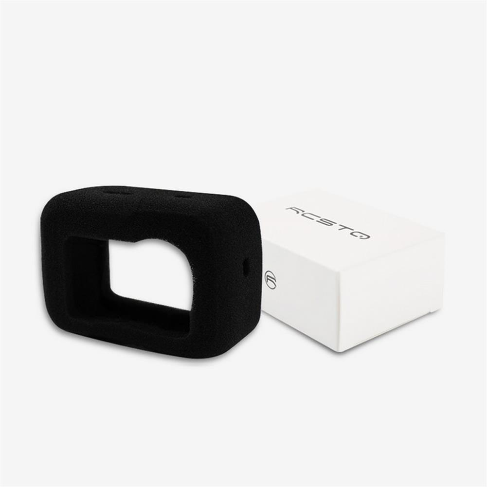 fpv-system Sponge Windshield Noise Reduction Black for DJI OSMO Action Sport Camera HOB1541593