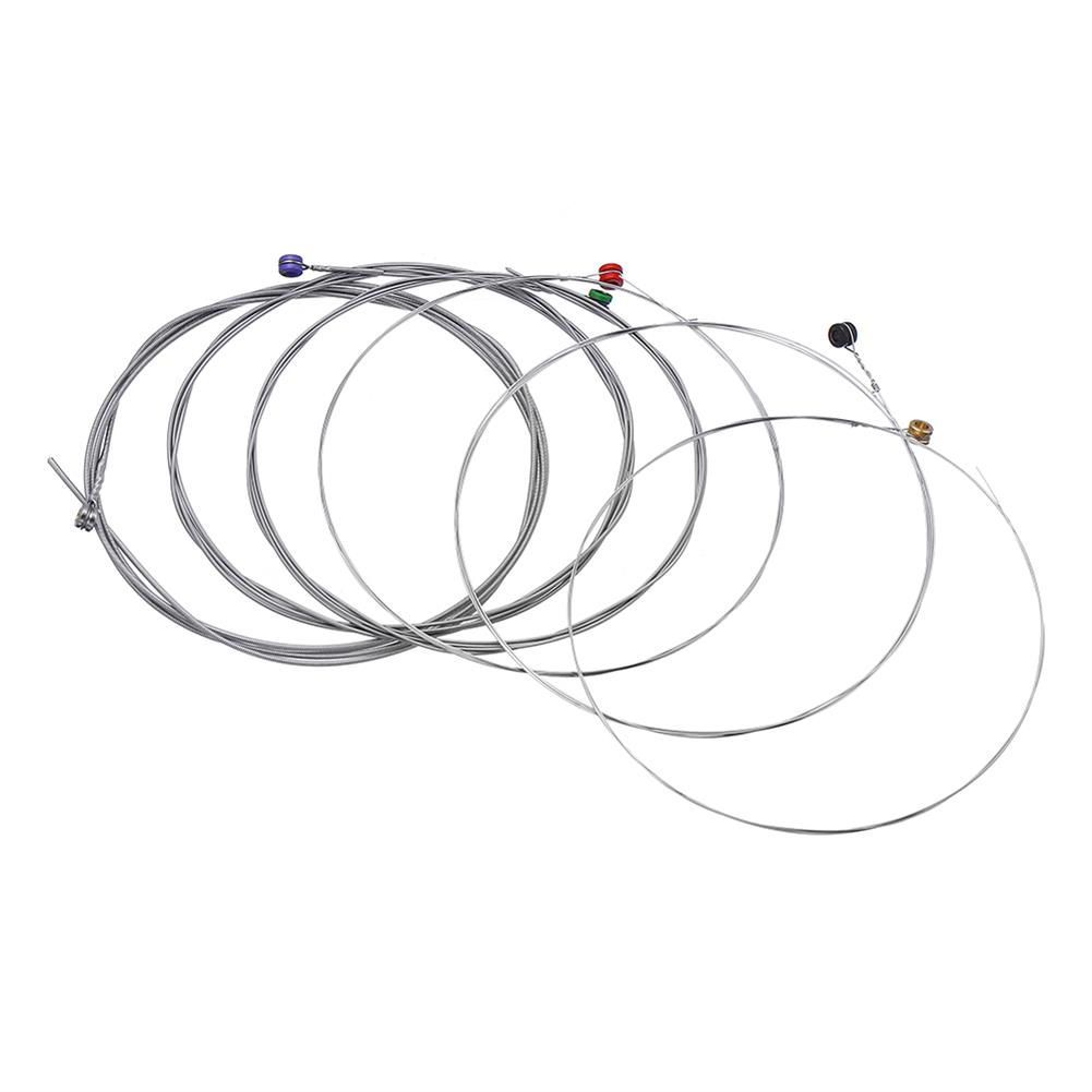 guitar-accessories Orphee RX15/RX19 6 Strings Nickel Alloy Hexagonal Carbon Steel Electric Guitar String HOB1542247 2