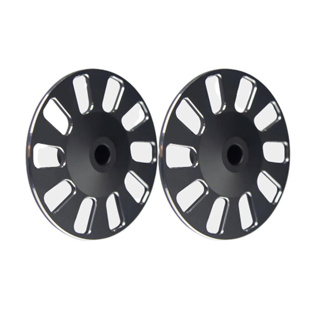 robot-parts-tools 2PCS CNC Carshproof Protective Wheels for DJI RoboMaster S1 RC Robot HOB1543434