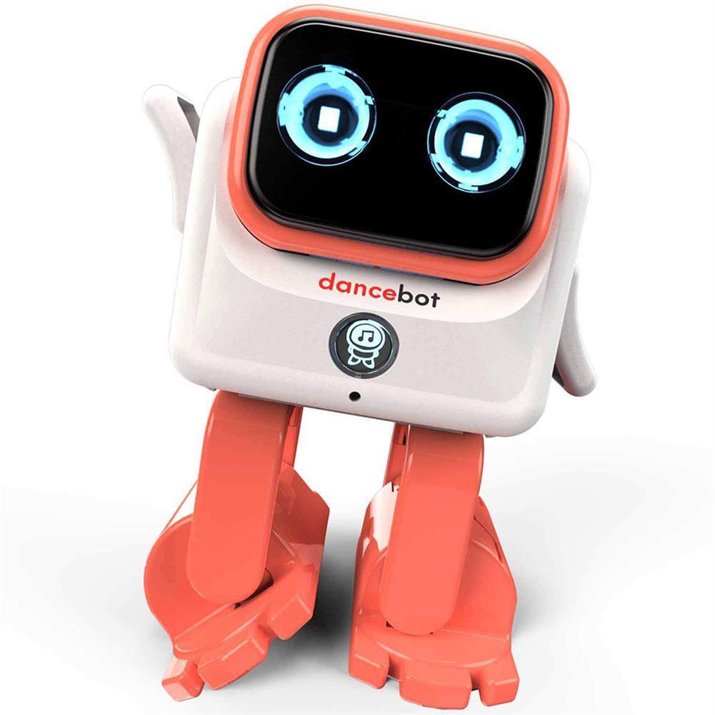 robot-toys DanceBot AI intelligent APP Bluetooth Control 360 Joint Rotation Sing Dance Smart RC Robot Toy HOB1543449