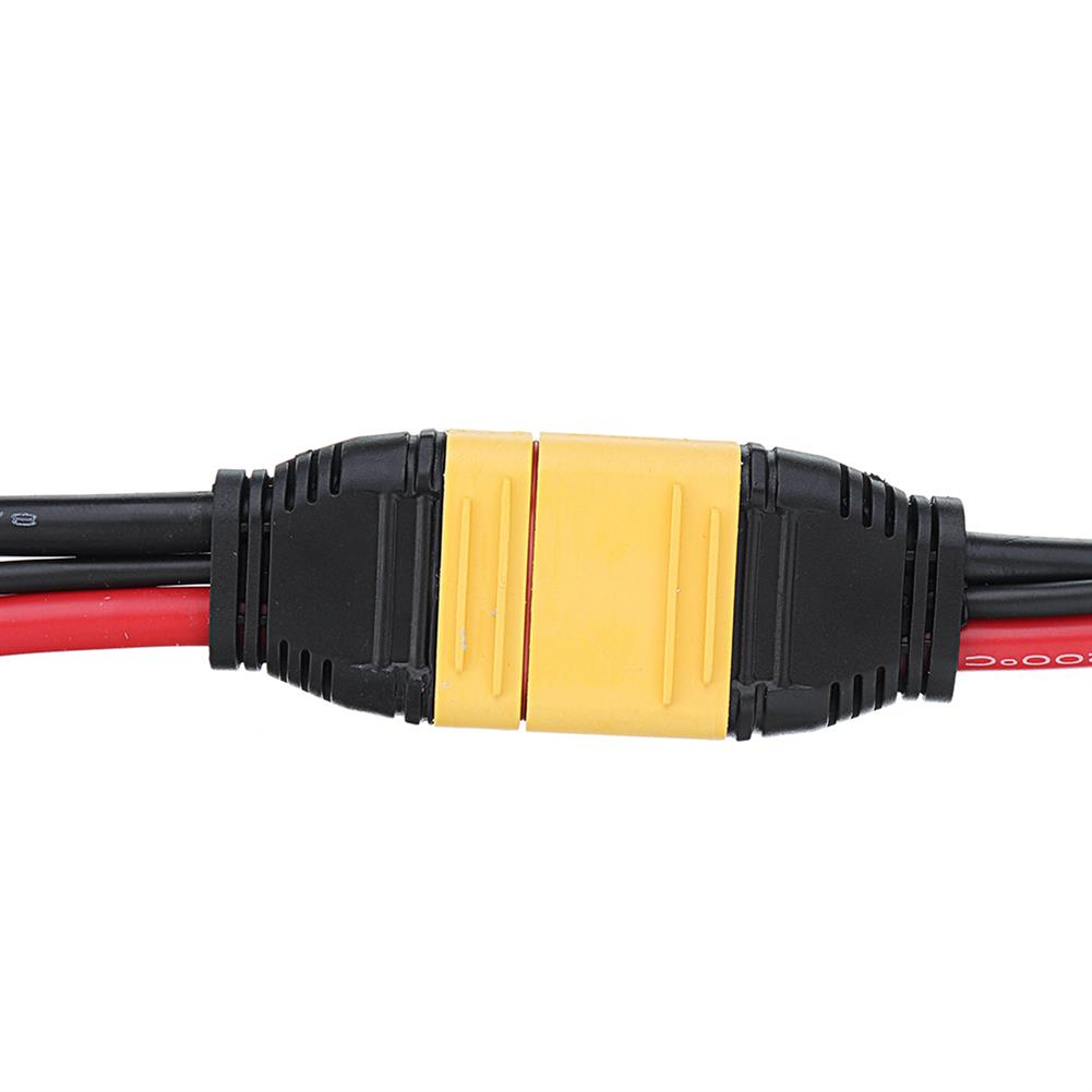 connector-cable-wire Amass AS150U Male/Female Plug Connector Resistance Adapter Cable HOB1543453 3