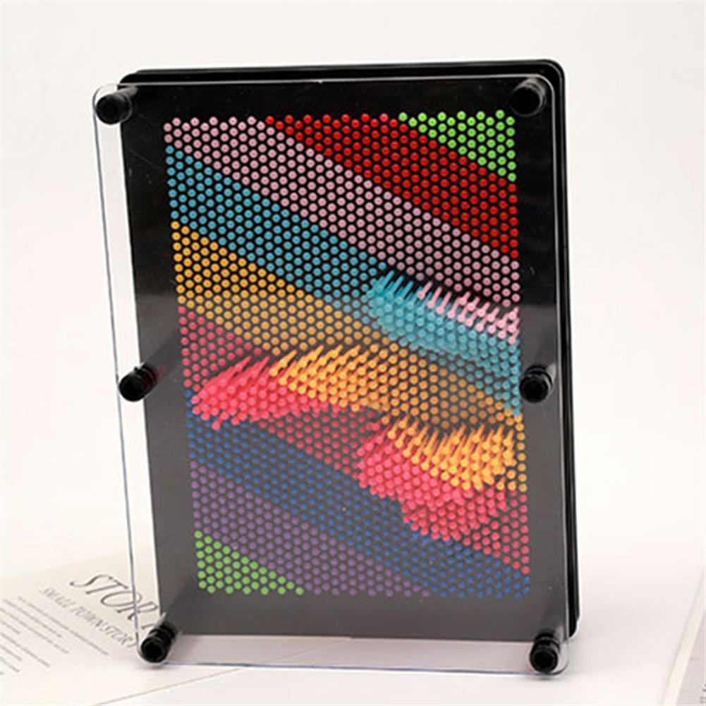 novelties 3D Stereo Hand Model Candy Colorful Change Needle Painting Novelties Toys HOB1546023 1