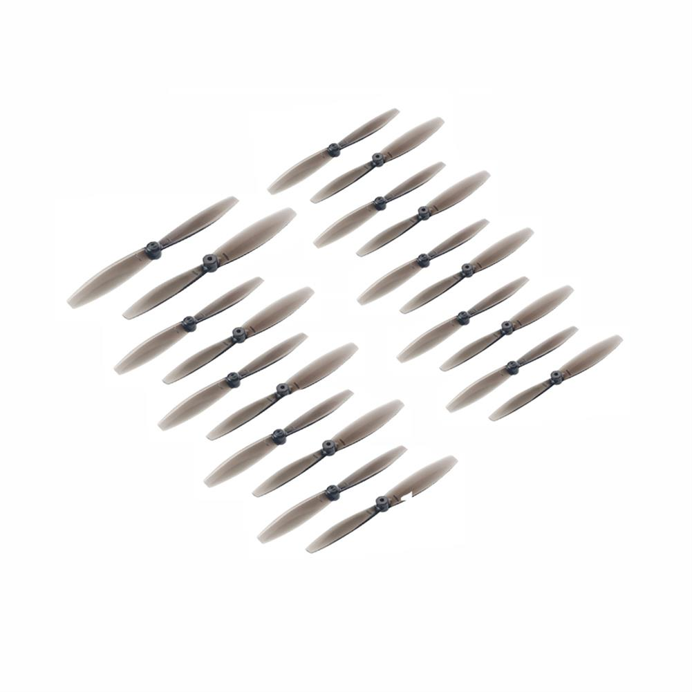 multi-rotor-parts 10 Pairs KINGKONG/LDARC 65mm 1.5mm Hole 2-blade Toopick Propeller for RC Drone FPV Racing HOB1546705