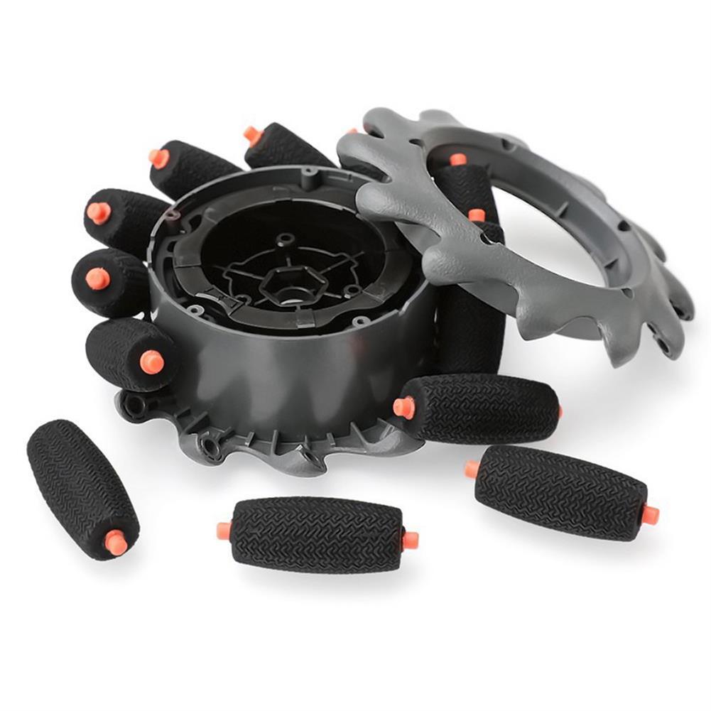 robot-parts-tools 12PCS RCSTQ Support Wheels with Skidproof Thread for DJI RoboMaster S1 Smart RC Robot HOB1548876
