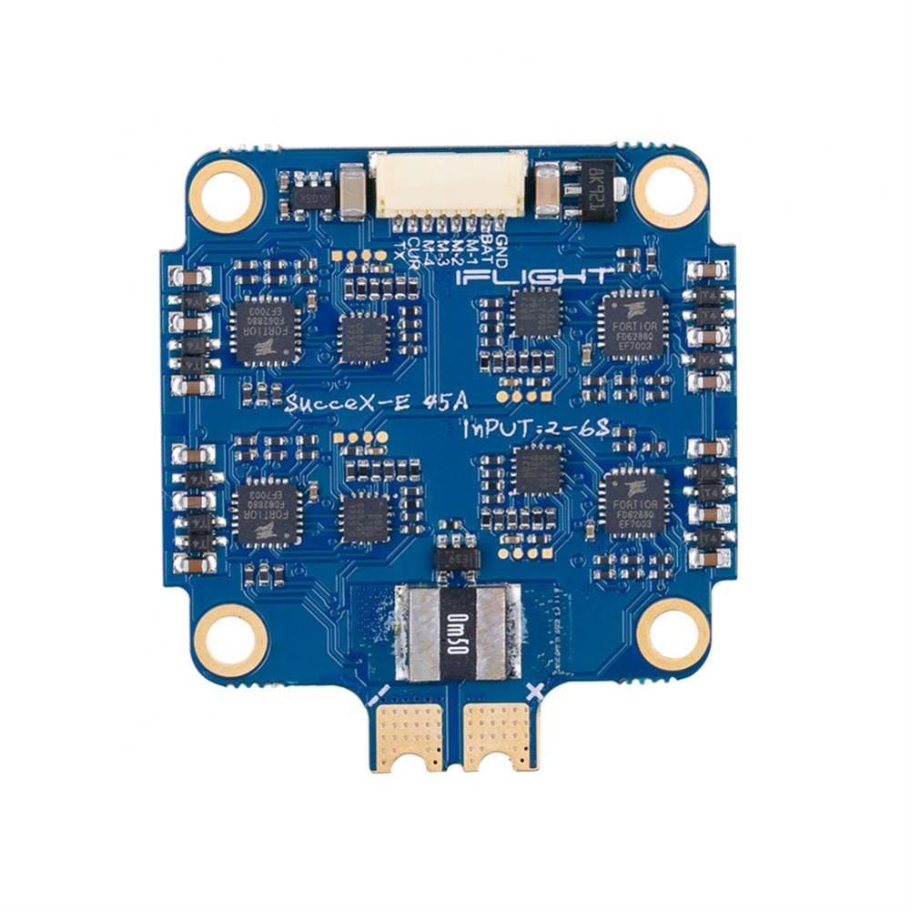 multi-rotor-parts iFlight SucceX-E 45A 2-6S Blheli_S 4 in 1 DSHOT600 Brushless ESC 30.5*30.5mm for RC Drone HOB1553342 1